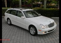 2005 Mercedes E320 Beautiful 2005 Mercedes Benz E320 Wagon for Sale In fort Myers Fl