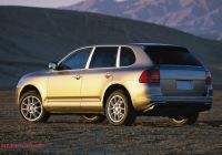 2005 Porsche Cayenne S Awesome 2005 Porsche Cayenne Reviews and Rating Motor Trend
