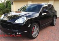 2005 Porsche Cayenne Turbo Problems New the top Five Porsche Cayenne Models Of All Time