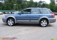 2005 Subaru Outback 2.5xt Beautiful 2005 Subaru Outback 2 5xt Limited Wagon atlantic Blue