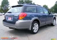 2005 Subaru Outback 2.5xt Fresh 2005 Subaru Outback 2 5xt Limited Wagon atlantic Blue