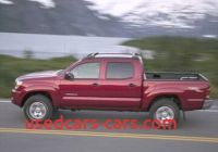 2005 Tacoma Horsepower Inspirational 2005 toyota Tacoma Double Cab Pricing Ratings Reviews