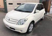 2005 Used Cars New toyota ist 2005 for Sale Japanese Used Cars