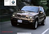 2005 X5 Review Fresh 2005 Bmw X5 Review