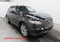 2006 Infinity Fx 35 Awd New 2006 Used Infiniti Fx35 4dr Awd at Luxury Automax Serving