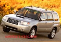 2006 Ll Bean Subaru forester Value Beautiful 2006 Subaru forester Pricing Ratings Reviews Kelley