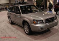 2006 Ll Bean Subaru forester Value Inspirational 2005 Subaru forester Pictures History Value Research
