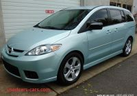 2006 Mazda 5 80k Miles Unique 2006 Mazda Mazda5 Sport Privacy Glass Alloy Wheels Low
