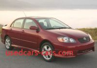 2006 toyota Corolla 1nxbr30e76z759897 Best Of Used 2006 toyota Corolla Sedan Pricing Features Edmunds