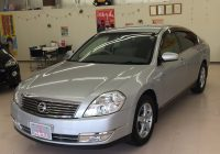 2006 Used Cars Inspirational Nissan Teana 2006 for Sale Japanese Used Cars