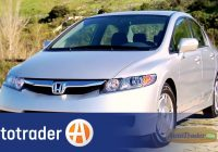 2006 Used Cars New 2006 2010 Honda Civic Sedan Used Car Review