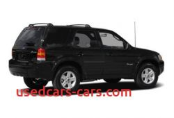 Elegant 2007 ford Escape Mpg