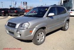 Elegant 2007 Hyundai Tucson for Sale