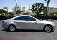 2007 S550 What to Look for Beautiful 2007 Used Mercedes Benz S Class S550 4dr Sedan 5 5l V8 Rwd