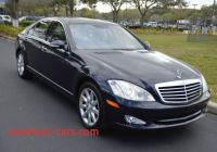 2007 S550 What to Look for New Buyer Beware 2007 Mercedes Benz S550 German Cars for