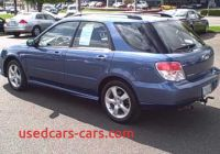 2007 Subaru Impreza 2.5i Problems New 2007 Subaru Impreza 2 5i Sport Wagon Ron tonkin Pre Owned