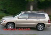 2007 toyota Highlander towing Capacity Awesome 2007 toyota Highlander towing Capacity Specs View
