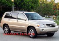 2007 toyota Highlander towing Capacity Beautiful Used 2007 toyota Highlander for Sale Pricing Features