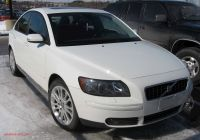 2007 Volvo S40 T5 Awd New 2007 Volvo V50 T5 Wagon 2 5l Turbo Awd Manual