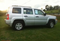 Unique 2008 Jeep Patriot Sport