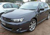 2008 Subaru Impreza 2.5i Hatchback Luxury 2008 Subaru Impreza 2 5 I 4dr All Wheel Drive Sedan 5 Spd