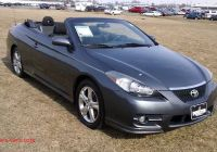 2008 toyota solara for Sale Elegant 2008 toyota solara Convertible Used Cars for Sale Maryland