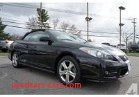 2008 toyota solara for Sale Fresh 2008 toyota Camry solara Convertible Sport V6 for Sale In