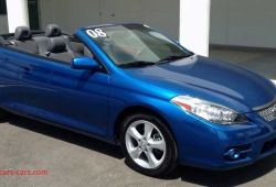 Lovely 2008 toyota solara for Sale