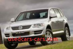 New 2008 Volkswagen touareg towing Capacity