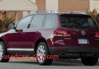 2008 Volkswagen touareg towing Capacity Lovely Used 2009 Volkswagen touareg 2 for Sale Pricing