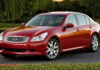 2009 Infiniti G Sedan Best Of 2009 Infiniti G37 Sedan and Coupe Review Reviews Car