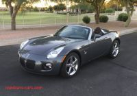 2009 Pontiac solstice Awesome No Reserve 13k Mile 2009 Pontiac solstice Gxp for Sale On