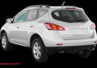 2010 Nissan Murano Le Unique 2010 Nissan Murano Reviews and Rating Motor Trend