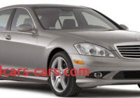 2010 S400 Hybrid Mpg Luxury 2010 Mercedes Benz S400 Hybrid Hybrid Sedan Priced Under