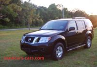 2011 4wd Nissan Pathfinder Review Fresh 2011 Nissan Pathfinder Pictures Cargurus