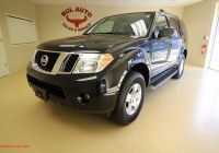 2011 4wd Nissan Pathfinder Review Fresh 2011 Nissan Pathfinder S 4wd Stock 16053 for Sale Near