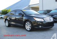 2011 Buick Lacrosse Cxl Lovely 2011 Buick Lacrosse Cxl Cxl 4dr Sedan for Sale In