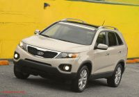 2011 Kia sorento Reviews Fresh 2011 Kia sorento Sx Review top Speed