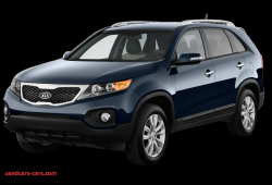 New 2011 Kia sorento Reviews