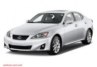 2011 Lexus is 250 New 2011 Lexus is 250 Review Ratings Specs Prices and