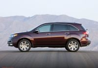 2012 Acura Mdx Price Best Of 2012 Acura Mdx Price Photos Reviews Features
