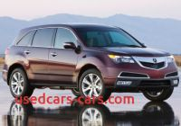 2012 Acura Mdx Price Best Of Used 2012 Acura Mdx Suv Pricing Features Edmunds