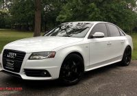2012 Audi A4 Awesome 2012 Audi A4 2 0t Prestige W S Line Package for Sale In