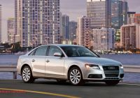 2012 Audi A4 Lovely 2012 Audi A4 Reviews and Rating Motor Trend
