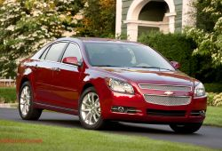 Beautiful 2012 Chevy Malibu