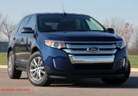 2012 ford Edge Reviews New 2012 ford Edge Limited Ecoboost Autoblog