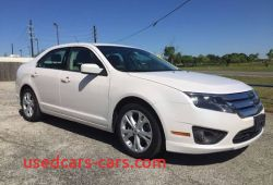Beautiful 2012 ford Fusion Review