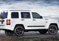 2012 Jeep Liberty Unique Jeep Brings Arctic Edition Package to U S Spec 2012