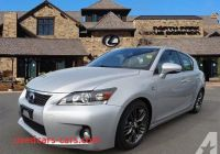 2012 Lexus Ct200h Premium Beautiful 2012 Lexus Ct 200h Premium Premium 4dr Hatchback for Sale
