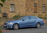 2012 Mercedes-benz E550 Beautiful 2012 Mercedes Benz E550 Sport First Drive Photo Gallery